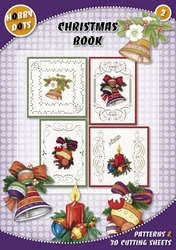 Hobbydots  2 - Christmas Book + 6 stickers