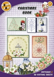 Hobbydots  1 - Christmas Book + 6 stickers