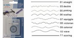 Carl paper cutter blade B11 scoring