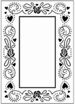 Crafts Too embossing folder CTFD3038 Happy valentines