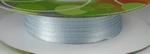 Satijn lint 3mm lichtblauw