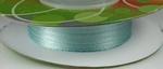 Satijn lint 3mm babyblauw