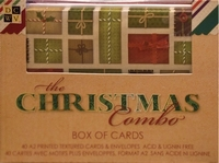 DCWV Box of cards CP-002-00779 The christmas combo