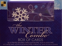 DCWV Box of cards CP-002-00780 The winter combo