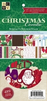 DCWV Sticker stack CP-002-00791 The christmas combo