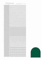 Stickervel Hobbydots Adhesive STDA042 green