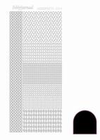 Stickervel Hobbydots Adhesive STDA043 black