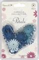 Docrafts Papermania 3681102 Petals/bloemen aqua