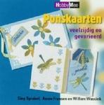 Hobby Mee Boek Ponskaarten veelzijdig & gevarieerd
