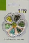 Artemio mini brads 11006070 groen