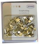 Artemio brads 11006010 white