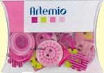 Artemio buttons epoxy 11006352 girl