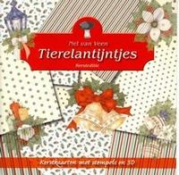 Tierelantijntje Stempelboek 2 Kerst