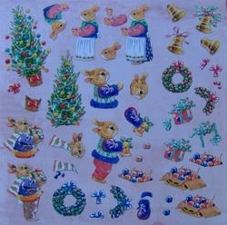 3D Knipvel Crea Motion Christmas 3