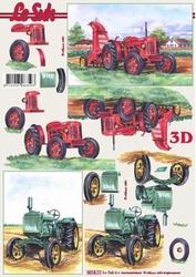 A4 Knipvel Le Suh  821511 Traktor