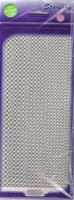 Stickervel Starform Transparant Glitter 7018 Dots