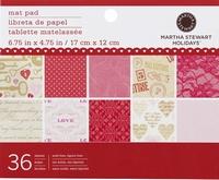 Martha Stewart 45-04048 Key And Heart Mat Pad