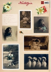 A4 Knipvel MD VK9519 Vintage Children