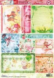 A4 Stansvel Studio Light PASL03 Paper Art Spring Post