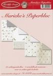 Paperbloc Marieke 002D