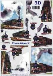 A4 Knipvel Le Suh 4169123 Treinen