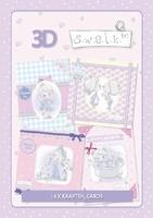 Studio Light A5 Boek 3D 8 S.W.A.L.K.