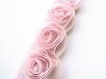 MD Flower ribbons FR1102 pink