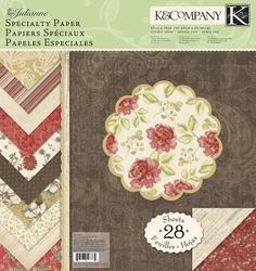 K&Company Designer Paper Pad 372 Julianne