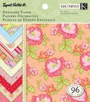 K&Company Designer Paper Pad 235 Sweet Nectar