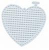 Plastic stramien hart
