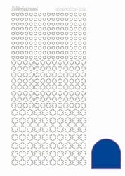 Stickervel Hobbydots Adhesive STDA081 Blue