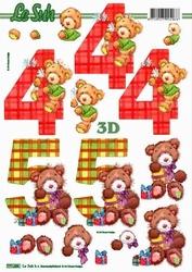 A4 Knipvel Le Suh 777286 4de + 5de verjaardag