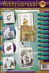Hobbyjournaal 79 + gratis knipvel