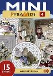 Card Deco Mini Pyramids MPM004 Mariekes Design