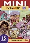 Card Deco Mini Pyramids MPM002 Yvonne Creations