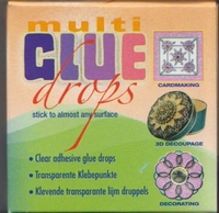 Multi Glue Drops 4mmØ