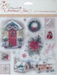 A Christmas Time PMA 907911 Clear stamps