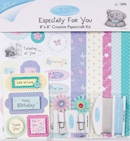 Me To You MTY 167000 Creative Papercraft Kit