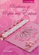 De Heidebloem Borduren op papier met Erica