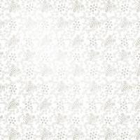 S.E.I. Decoratief papier foil 8-5512 White Elegance veil