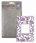 Craft Collection embossing folder CCC4049 Vierkant