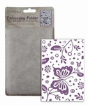Craft Collection embossing folder CCC4046 Vlinder