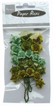 MD Paper Roses RB2207 green