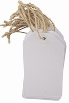 Docrafts Tags PMA 157939 White