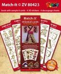 Set Boek Match-It® ZV80423 Oriental