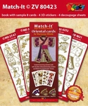 Set Boek Match-It® ZV80423 Oriental