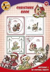Hobbydots 10 - Christmas book