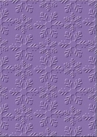 cArt-Us Embossing folder 8001 Sneeuwkristal