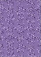 cArt-Us Embossing folder 8001 Sneeuwkristal