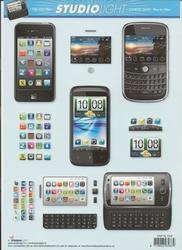 A4 Knipvel Studio Light SL 1049 GSM/I foon